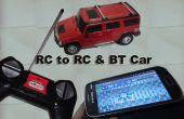 Facile Hack RC à RC & voiture BT à l'aide de Linkit One
