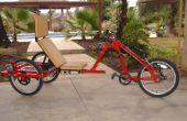 Tricycle électrique personnalisé - c'est pour les chiens.