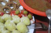 Meilleure recette d'hiver : très simple soupe burgul et lentilles