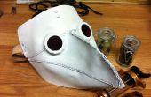 Comment faire un masque de médecin de peste en cuir