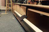 Piquées-main : Comment créer une poignée de porte élégante sans outils électriques ou les attaches