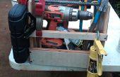 Amélioré la boîte à outils en bois - une nouvelle prise sur un classique