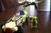 Pinewood Derby voiture inspirée de LEGO Ninjago