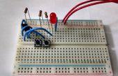 Construire une porte ou de transistors