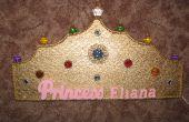 Comment faire une couronne pour votre princesse.