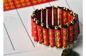 Bracelet d'inspiration chinoise pour le nouvel an