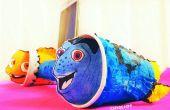 Trouver des support de téléphone DORY & Nemo et amplificateur haut-parleur de rouleau de serviette en papier
