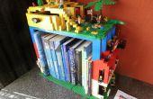 Bibliothèque Bureau LEGO