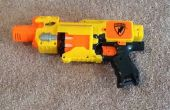 Nerf pistolet Prank