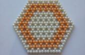 Comment faire un napperon perlé | BRICOLAGE Table Mat