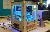 Vérification de l'étalonnage sur votre imprimante 3D TechShop (ou toute autre imprimante 3D)