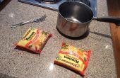 Comment faire des nouilles