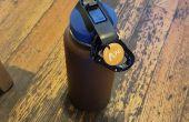 NFC bouteille d'eau remplir Counter