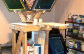 Construire une presse d'imprimerie de T-Shirt de la couleur 4