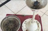 Comment réparer un ventilateur de plafond qui grince