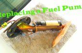 Remplacement d'une pompe à essence (Honda Civic 1999) !