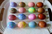 Marbraient Easter Eggs