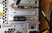 Comment faire pour convertir une carte Nvidia vidéo sortie DVI à HDMI avec Audio pour HTPC