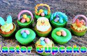 Super idées de petit gâteau de Pâques Simple