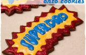 Comment transfert Designs sur Cookies