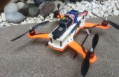 Faire un Quadcopter de H avec l'impression 3D