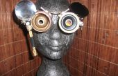 Steampunk - lunettes (Howto)