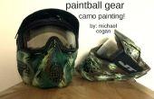 Peinture de camouflage génial !
