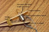 Douille pour ampoule lampe de poche pour les expériences