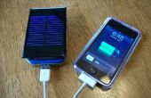 Comment faire un chargeur solaire d'iPod/iPhone-aka MightyMintyBoost
