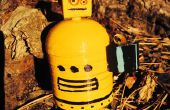 Robot de Instructables imprimés 3D