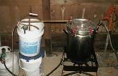 Construire votre propre huile essentielle extracteur distillateur