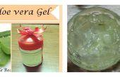 Bricolage maison Aloe Vera gel - comment faire frais Aloe Vera gel à domicile en 10 minutes