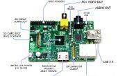 Raspberry Pi comme routeur sans fil (Edimax EW-7811Un) 3g (Huawei E303)