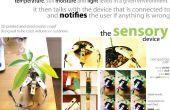 Dispositif sensoriel pour « médecin de l'usine - usine soins Instruments »