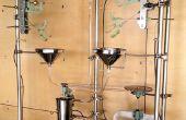 Le projet de Manhattan : Un mélangeur mécanique cocktail
