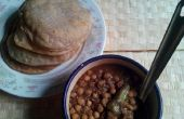 Cholay bhatura