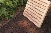 Faire votre propre planche de semis