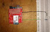 Commander une LED avec arduino et Wifly shield