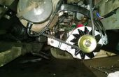 Installer un alternateur de 6 volts sur votre vieille voiture !