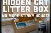 Comment afficher une boîte de chat puant