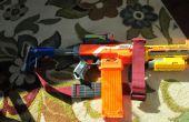 Fusil d'assaut de nerf - la NEC-18