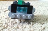 LEGO Minecraft Micromobs : Ghast & Slime avec armure horrible