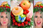 BRICOLAGE Artisanat fruits accessoires de coiffure chapeau cheveux