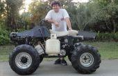 Propane converti ATV