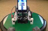 Base de Lego pour Robots Roomba découpé au laser !