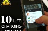 10 changement de vie Life Hacks - vous pouvez essayer dès maintenant !