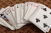 Pazaak avec des cartes normales