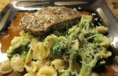Olive Garden brocoli de Chichen Con
