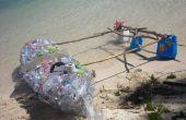 Bouteille d'eau Kayak avec Outrigger