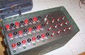 .50 CAL Ammo Box Firework Controller Build